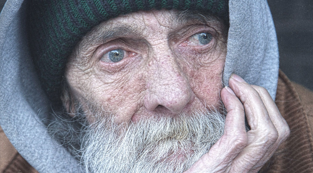 Why do we ignore the homeless?